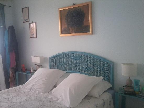 Villa Les Glycines : camera