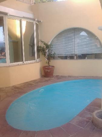 Villa Les Glycines : idro