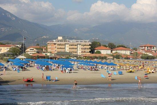 Marina di Pietrasanta, Italy: L'hotel