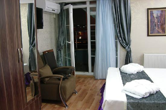 Galata Istanbul Hotel: Our Home :)