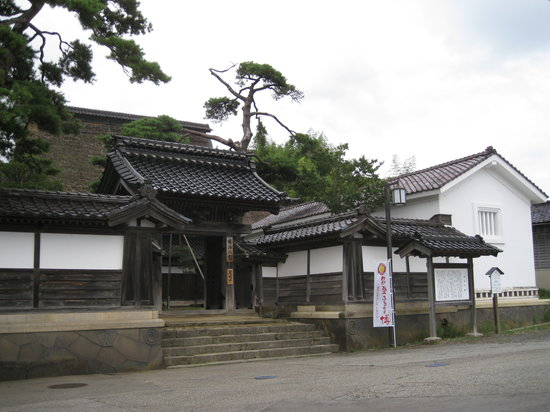 Nanao, Japan: 正面玄関