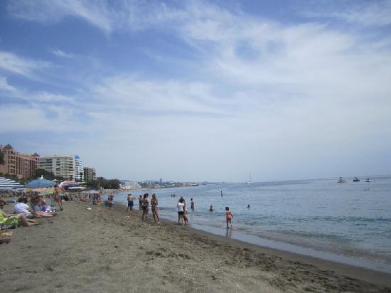 Hostal El Gallo: Playa