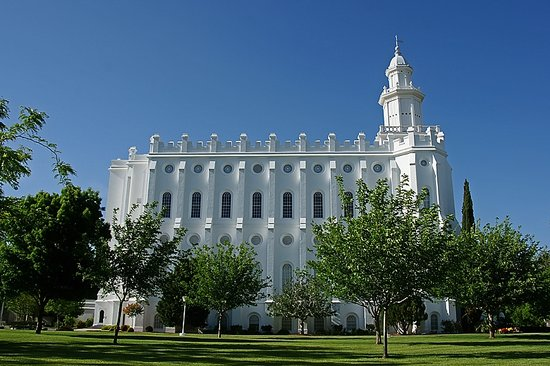 ‪St. George Temple‬