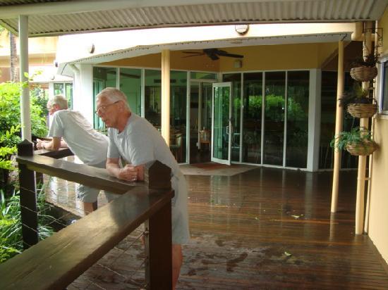 Cairns Sheridan Hotel: Sun Deck