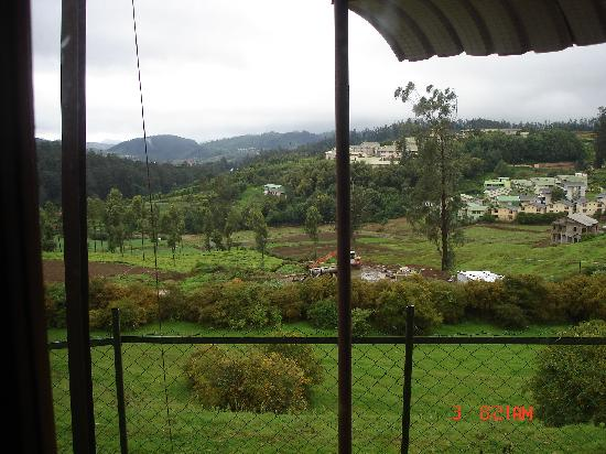Hotel Lakeview: view from room