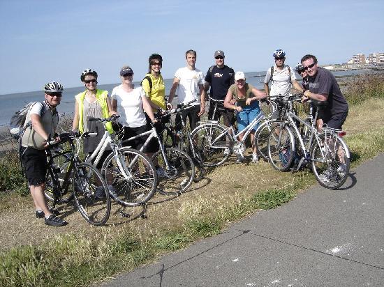 Biker's Delight: The Group