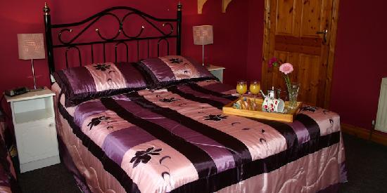 Dunguaire House : Ensuite bedroom