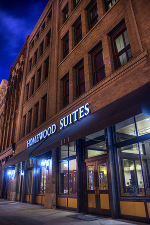 Homewood Suites by Hilton Indianapolis-Downtown: Homewood Suites Indianapolis Downtown Hotel