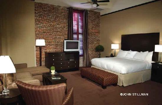 Homewood Suites by Hilton Indianapolis-Downtown: Studio King Suite
