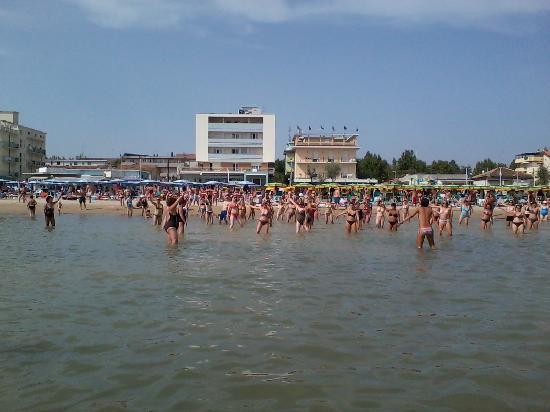 Hotel Elios: dal mare