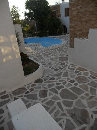 Naxos Holidays Bungalows Apartments: albergo..