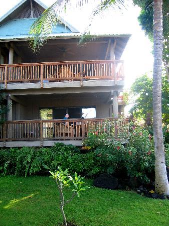 Wyndham Kona Hawaiian Resort: exterior
