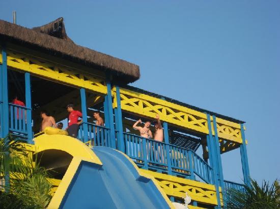 Suites Beach Park Resort: Brinquedo 'Kalafrio'