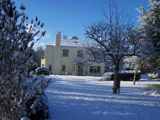 Woodhayes Country House: Woodhayes Winter