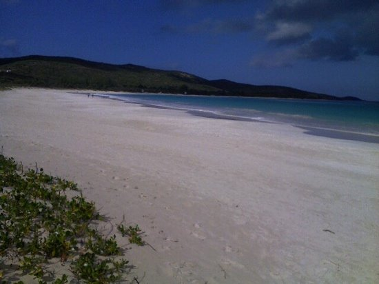 Villa Flamenco Beach:                   where are the people