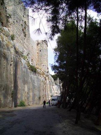 Lattakia, Syria: Stunning Saladin Castle