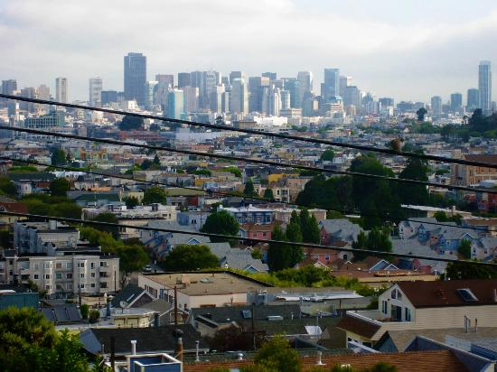 Bernalview B&B: The amazing view