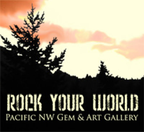 Rock Your World: Pacific Northwest Gem & Jewelry Gallery: logo