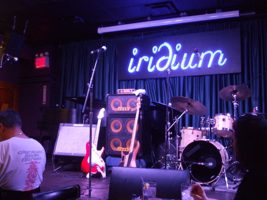 Iridium Jazz Club爵士酒吧