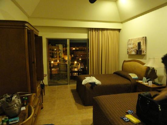 The Royal Haciendas All Suites Resort & Spa: Double Bed Room