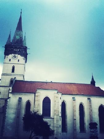 Presov Region, Slovakia: Roman Catholic cathedral, Prešov