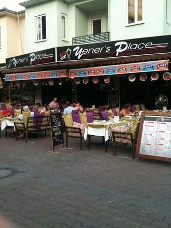 Yener's Place