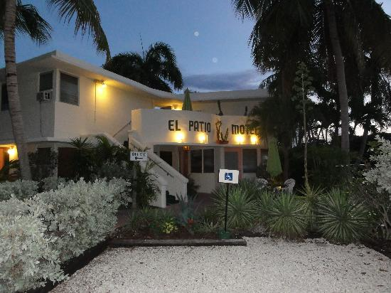 The swimming pool - Picture of El Patio Motel, Key West ...