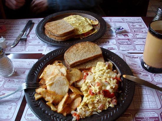 Shiloh's Restaurant: Ein Frühstück