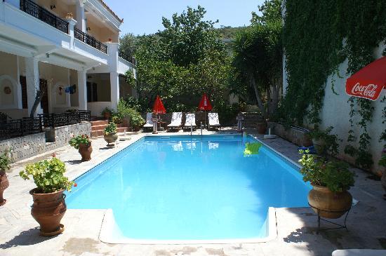 Hotel Aktaion: Pool