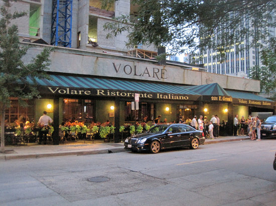 Volare Chicago Near North Side Menu Prices Restaurant Reviews Tripadvisor