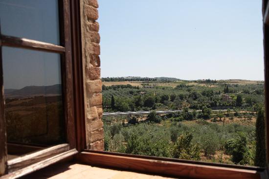 Residenza Il Poggiolo: my window