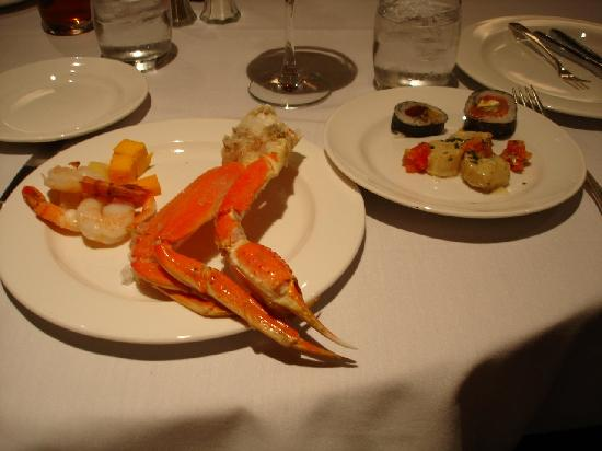 Williamsburg Lodge, Autograph Collection : Seafood Buffet