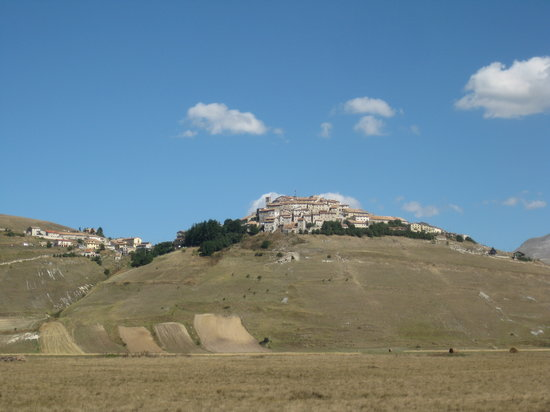 Umbrien, Italien: Castelluccio