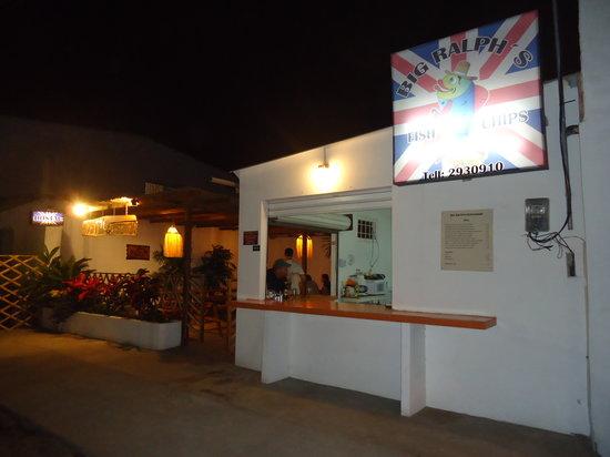 Top 10 restaurants in Santa Elena, Ecuador