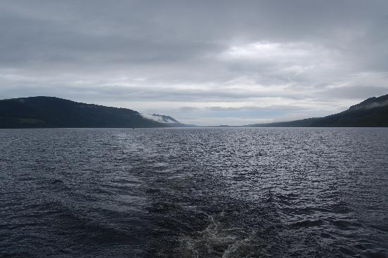Loch Ness Lodge Hotel: in the search for Nessy...
