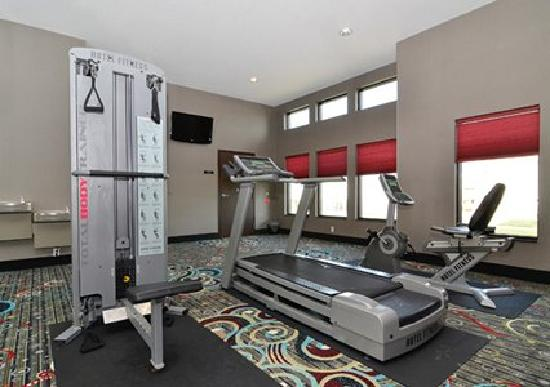 Comfort Suites Greenville: Grab a workout in our state-of-the-art Fitness Room