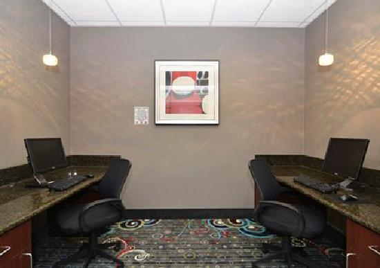 Comfort Suites Greenville: Complimentary use of our 24-hour Business Center