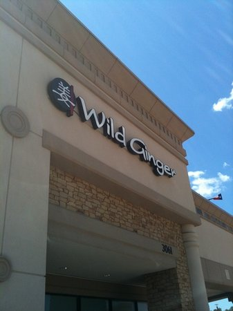 Wild Ginger Japanese Steakhouse