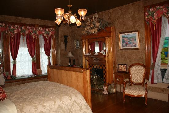 Manderley Bed and Breakfast: Millie's Room