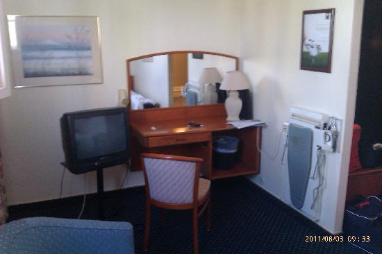 First Hotel Statt Karlskrona : Arbetsbänk