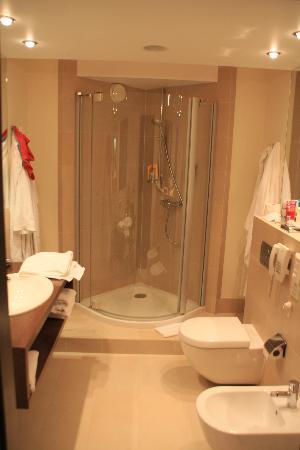 HAVET Hotel Resort & Spa: Badezimmer