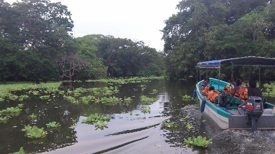 Eleda Transporte : lake Nicaragua