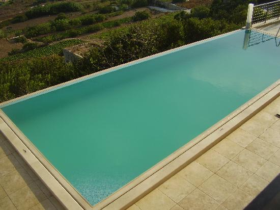 Panorama Hotel : Pool area