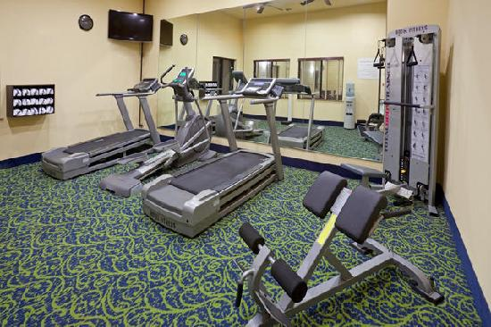 Holiday Inn Express Hotel & Suites Lubbock West: Fitness Center
