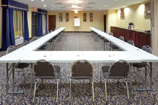 Holiday Inn Express Hotel & Suites Lubbock West: Meeting Room