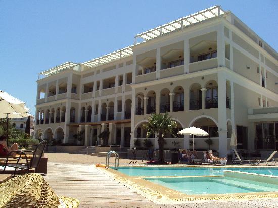 Corfu Mare Boutique Hotel: Hotel front
