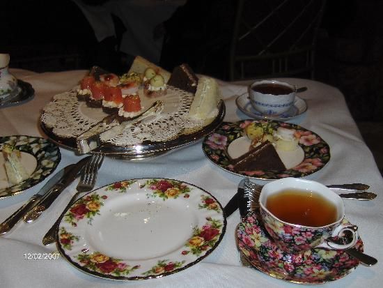 The Townsend Hotel: Tea Service