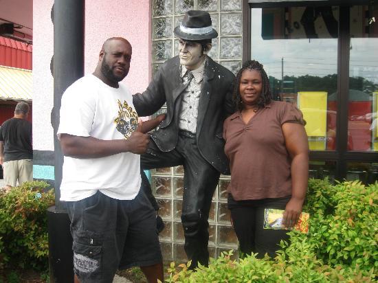 Henderson, North Carolina: Joseph & Teresa Pernell