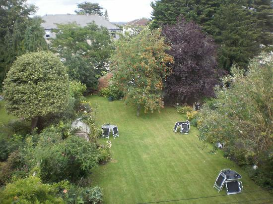 Toad Lodge Guest House: Toad Lodge garden