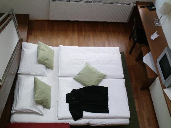 Gut Poessnitzberg : divano letto suite